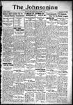 The Johnsonian December 3, 1932