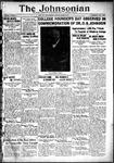 The Johnsonian January 14, 1933
