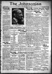 The Johnsonian March 11,1933
