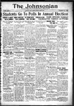 The Johnsonian March 25, 1933