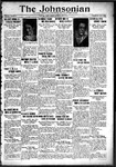 The Johnsonian April 8, 1933