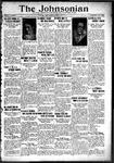 The Johnsonian April 8, 1933