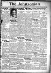 The Johnsonian April 15, 1933