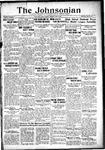 The Johnsonian April 29, 1933