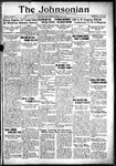 The Johnsonian May 13, 1933