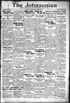 The Johnsonian September 22, 1933