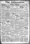 The Johnsonian October 6, 1933