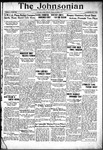 The Johnsonian October 13, 1933