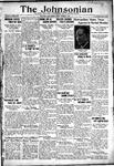 The Johnsonian November 3, 1933