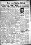 The Johnsonian November 24, 1933