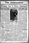 The Johnsonian December 15, 1933