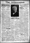 The Johnsonian January 12, 1934