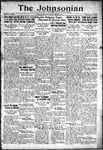 The Johnsonian February 9, 1934
