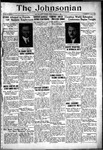The Johnsonian February 23, 1934