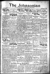 The Johnsonian March 9,1934