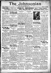 The Johnsonian April 13, 1934