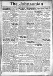 The Johnsonian April 20, 1934