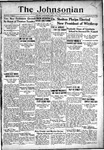 The Johnsonian April 27, 1934
