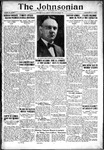 The Johnsonian September 21, 1934