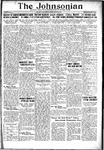 The Johnsonian October 12, 1934