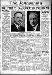The Johnsonian November 9, 1934