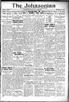 The Johnsonian November 23, 1934