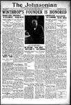 The Johnsonian January 11, 1935
