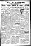 The Johnsonian March 26, 1935