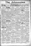 The Johnsonian October 4, 1935