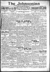 The Johnsonian October 18, 1935