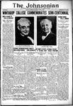 The Johnsonian January 10, 1936