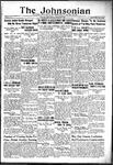 The Johnsonian May 1, 1936