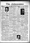 The Johnsonian October 9, 1936