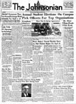 The Johnsonian March 26, 1943