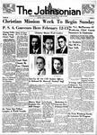 The Johnsonian Feburary 11, 1944