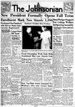 The Johnsonian September 22, 1944