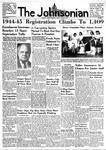 The Johnsonian October 2, 1944