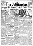 The Johnsonian November 3, 1944