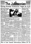 The Johnsonian March 23, 1945