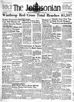 The Johnsonian March 31. 1945 (Front Page)