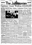 The Johnsonian March 31.1945