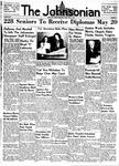 The Johnsonian May 4, 1945