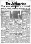 The Johnsonian October 12, 1945