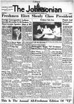 The Johnsonian November 2, 1945