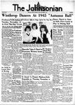 The Johnsonian November 9, 1945