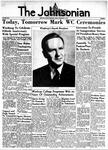 The Johnsonian November 16, 1945