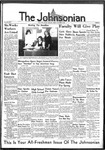 The Johnsonian November 4, 1949
