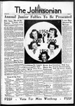 The Johnsonian March 17, 1950