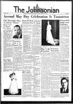 The Johnsonian May 5, 1950 by Winthrop University