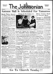 The Johnsonian October 13, 1950 by Winthrop University